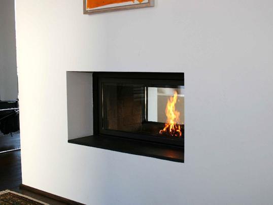 individuelle gestaltung von kaminen mit kamineinsatz. Black Bedroom Furniture Sets. Home Design Ideas